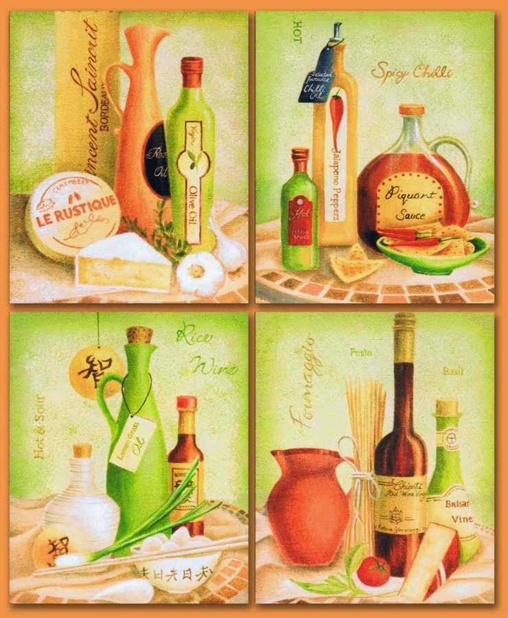 Decoracion de casas peque as mas de 60 cuadros para imprimir - Imagenes de cuadros para cocina ...