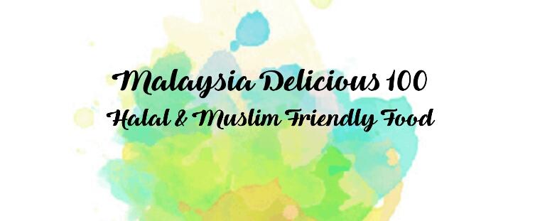 Malaysia Delicious 100