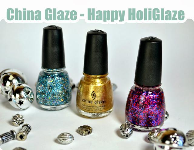 Review China Glaze Happy HoliGlaze