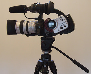 Canon XL1 video camera