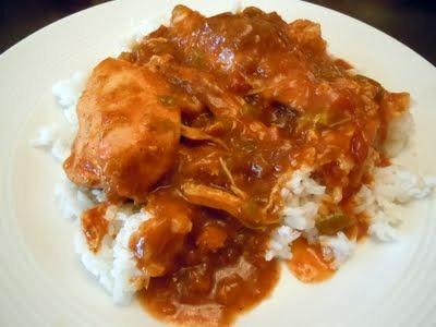 The Savvy Kitchen: Slow Cooker Salsa Chicken
