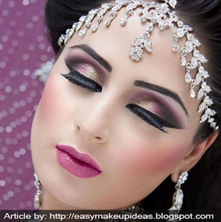 Arabic Dark Makeup Ideas