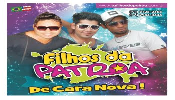 BAIXAR CD FILHOS DA PATROA