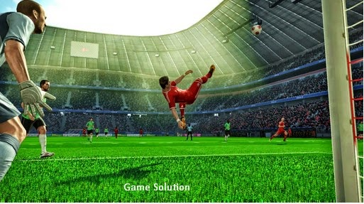 Cara Melakukan Tendangan Salto Membuat Goal PES 2013/2015