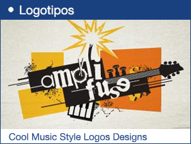 Cool Music Style Logos Designs