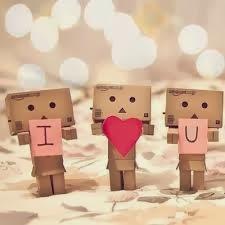 dp bbm aku cinta kamu