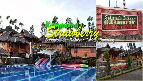 Kampoeng Strawberry Hotel Ciwidey Bandung