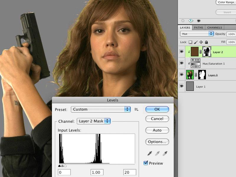 Free Chroma-Key Green Screen Photo Editing - EASY