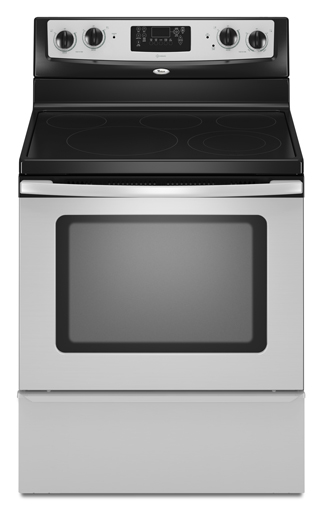 Stainless Steel Stove : ... ELECTRIC STOVE STAINLESS STEEL MODEL #WFE371LVS = $650!! (OBO