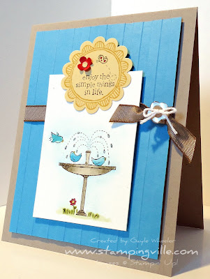 Touch of Kindness Stamp Set by Stampin' Up!