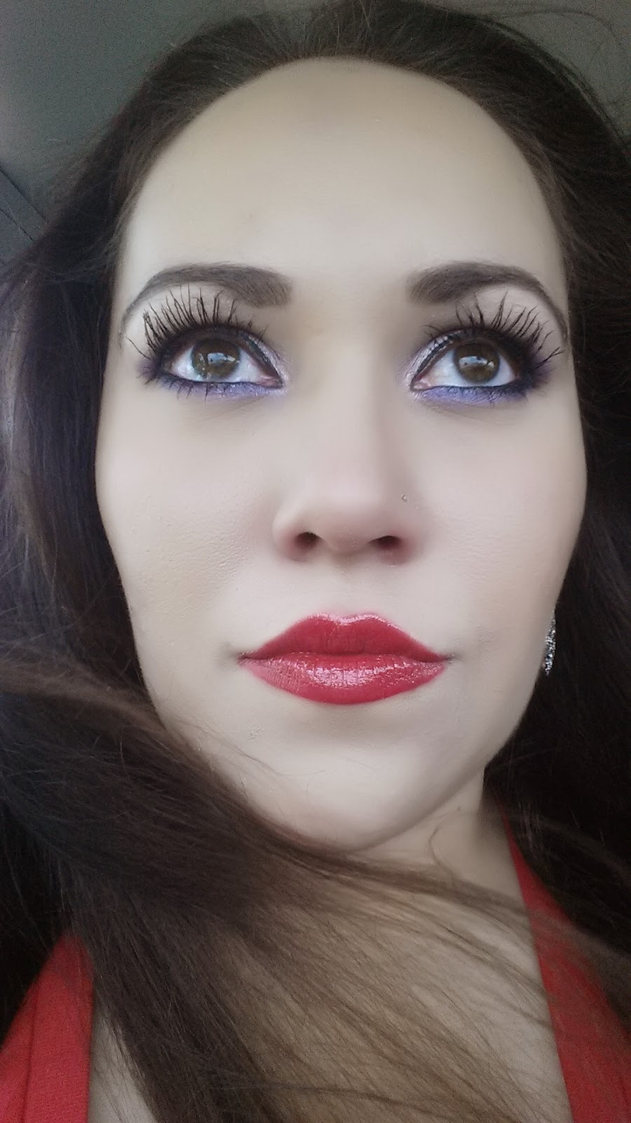 My creative way red white blue makeup 4th of july check out my younique website for all the products above save money by ordering a collection we have wonderful collections that come with a great makeup baditri Image collections