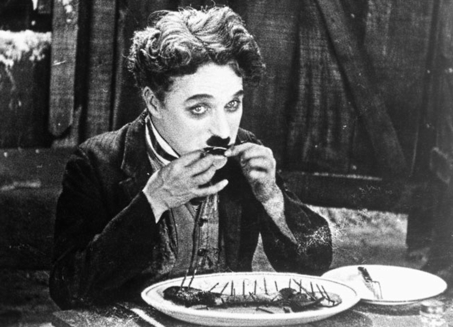 THE GOLD RUSH - Review By Greg Klymkiw - Two versions of Chaplin's ...