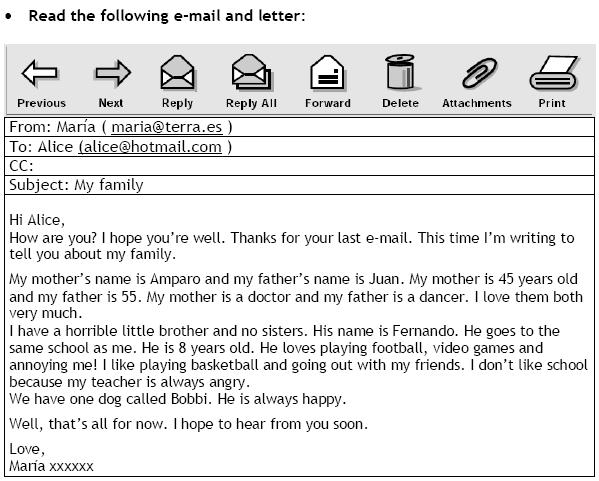 Escribir Un Email Informal En Ingles Aprendo Ingles