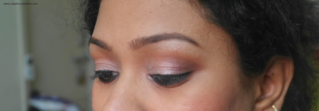 Essence Quattro Eye shadow Quad Must Have EOTD