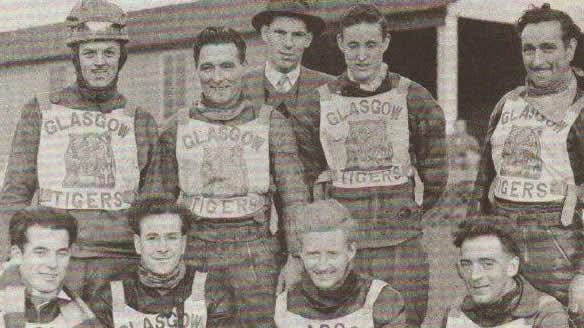 Glasgow Tigers 1951