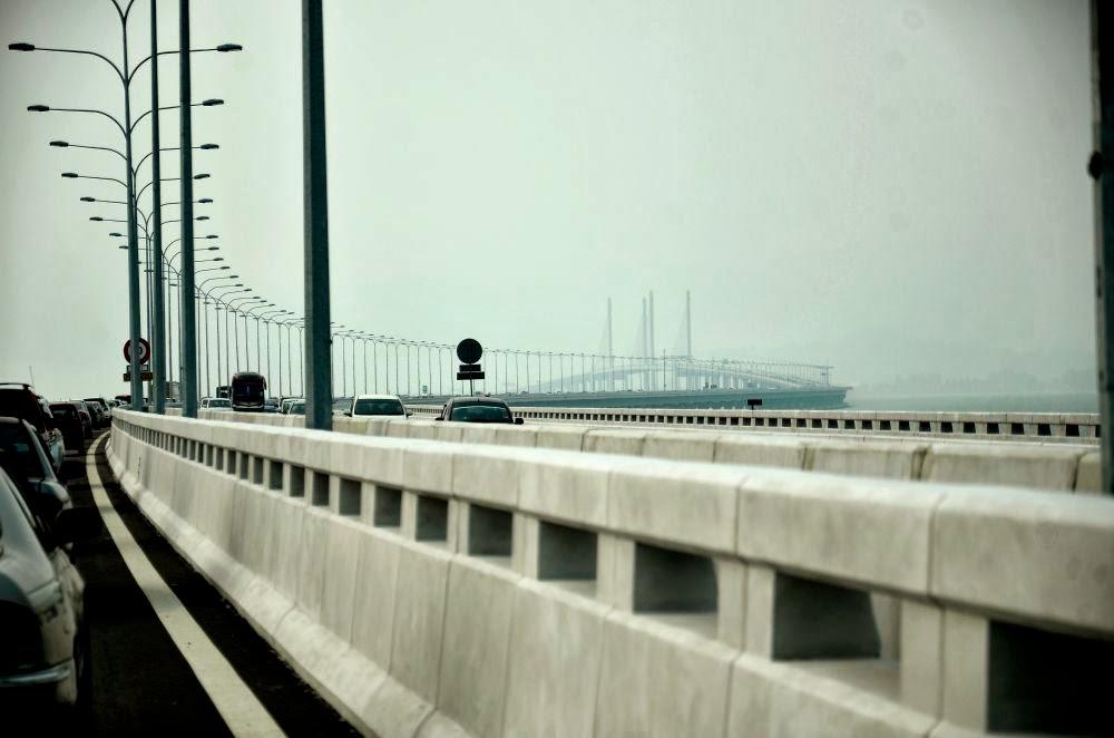 Jambatan ke 2 Pulau Pinang