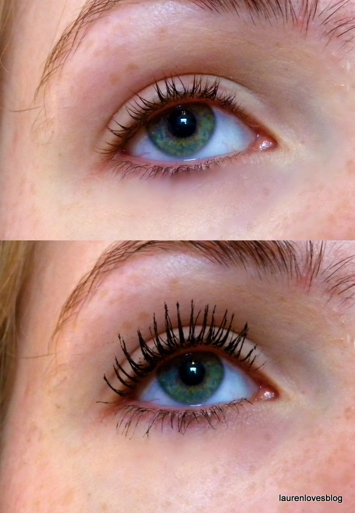 review loreal false lash flutter mascara lauren loves blog