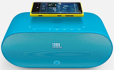 Nokia Lumia 920T - China Mobile and JBL PowerUp Wireless Charging Speaker for Nokia (MD-1000W)