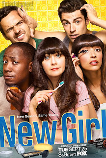 new girl season 2 poster Download   New Girl S02E04   HDTV + RMVB Legendado