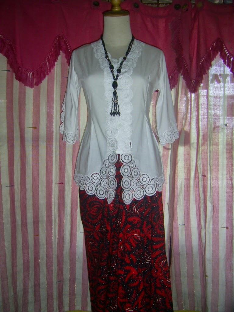Foto Model Baju Kebaya Sederhana