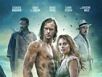 Download Film The Legend of Tarzan (2016) BluRay Subtitle Indonesia