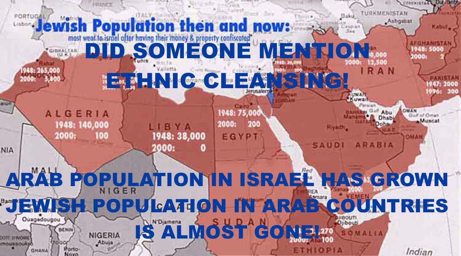 east palestine jewish singles Most arabs regarded the proposed jewish state as a settler colony and argued that it was only because the british had permitted extensive zionist settlement in palestine against the wishes.