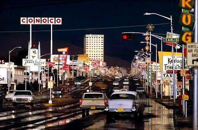 Ernst Haas - Albuquerque