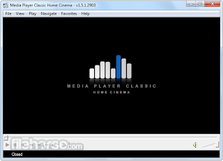 Media Player Classic Home Cinema.