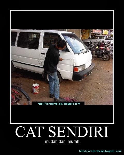CAT SENDIRI