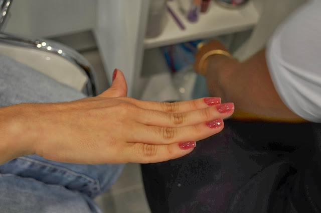 Bióloga de Salto, Nails, Cristais, Swarovski