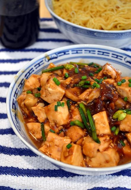 Tofu Teriyaki Stir Fry