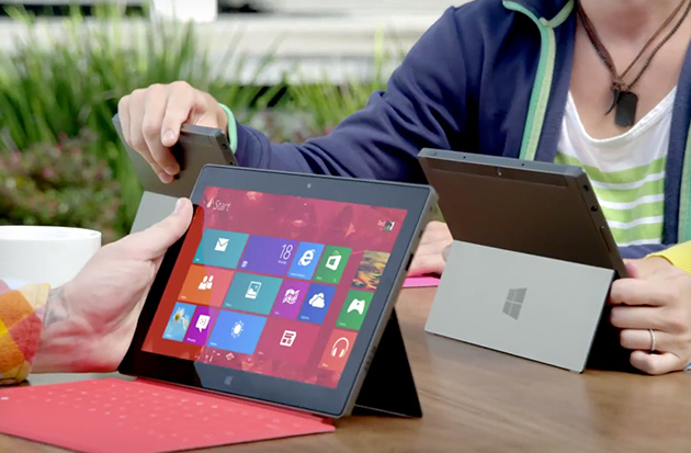 Best Tablet Microsoft Surface in 2014 2