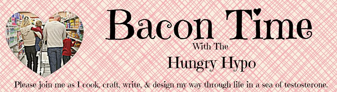 Bacon Time With The Hungry Hypo