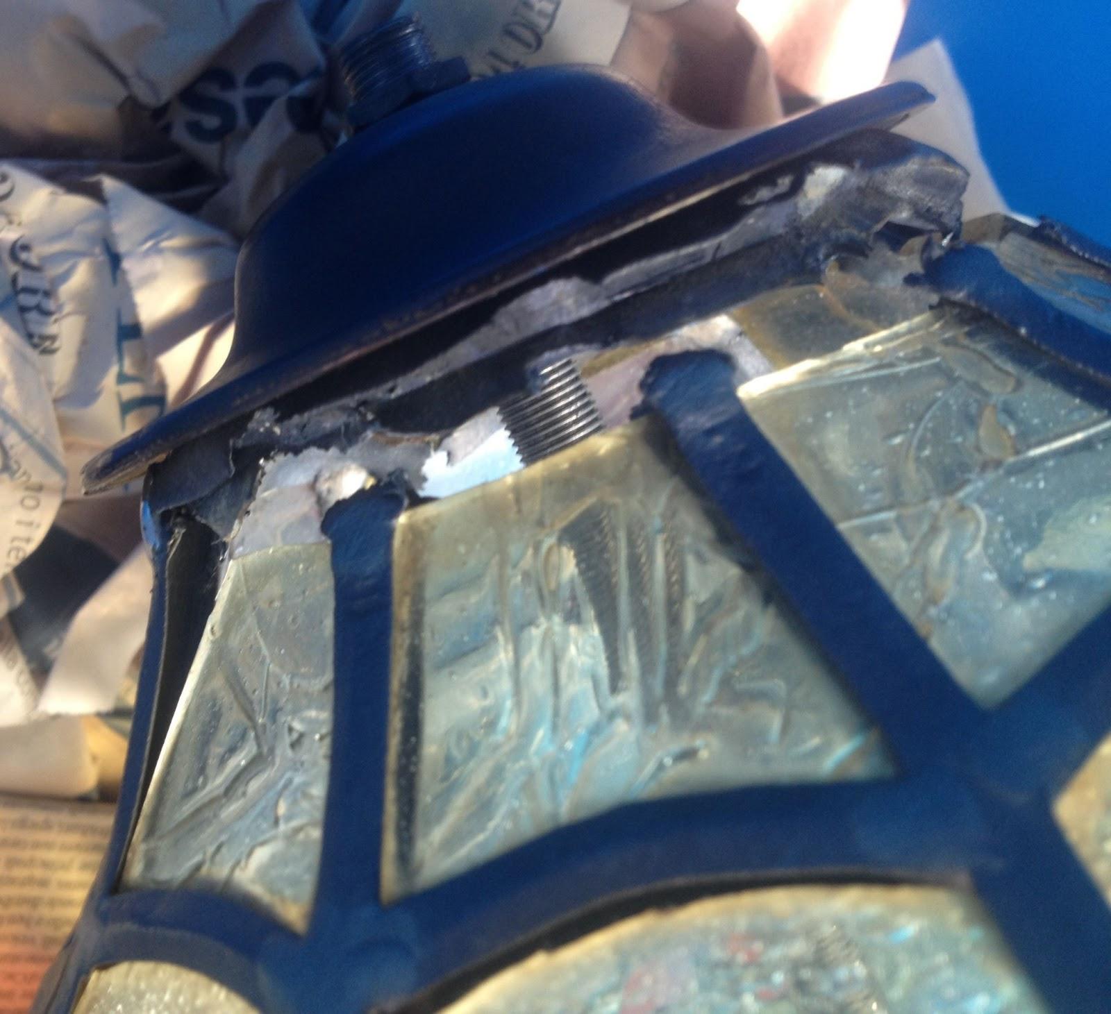 Lucicastiglione fabbrica lampadari: restauro e riparazione lampada ...