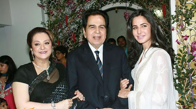 Dilip Kumar Birthday celebration with Saira Banu
