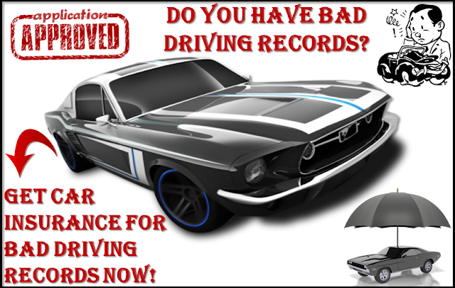 Get cheap bad driving car insurance quotes now!