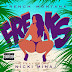 [SINGLE COVER] Freaks (French Montana ft. Nicki Minaj)