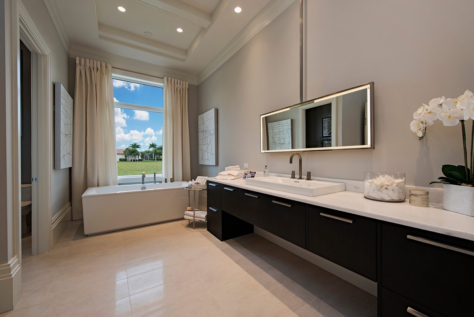 Superior Wood Products Custom Cabinetry Inspiring Style EDGE - Bathroom cabinets naples fl