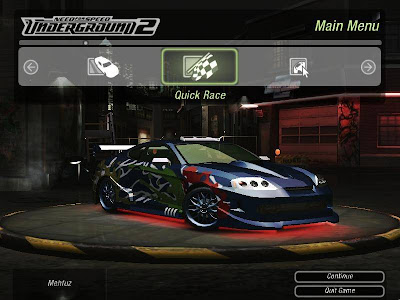 Need For Speed Underground 2 RIP PC Games by http://jembersantri.blogspot.com