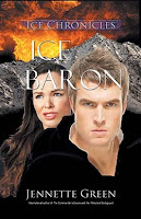 Nominated for Global EBook Award<br> Ice Baron