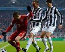 Hasil Pertandingan Juventus vs Bayern Munchen