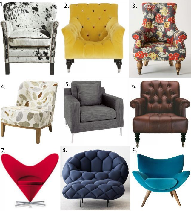 Superbe 9 Of The Best... Armchairs