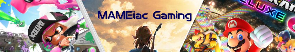 MAMEiac Gaming