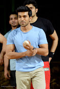 Ram Charan Tej Cricket Practice photos Stills gallery-thumbnail-4
