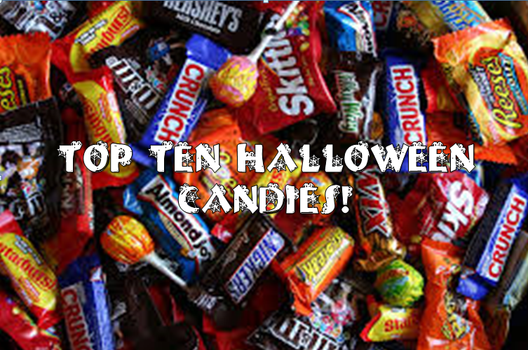 katniss stone top ten best and worst halloween candies - Top Ten Halloween Candies
