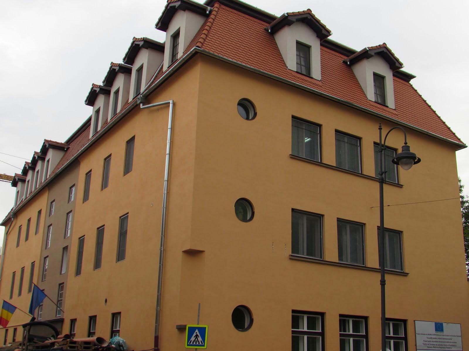 The Hospital in Sibiu