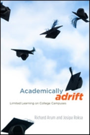 Academically Adrift by Richard Arum & Josipa Roksa, Bill Gates Top 10 Books 2012, www.ruths-world.com