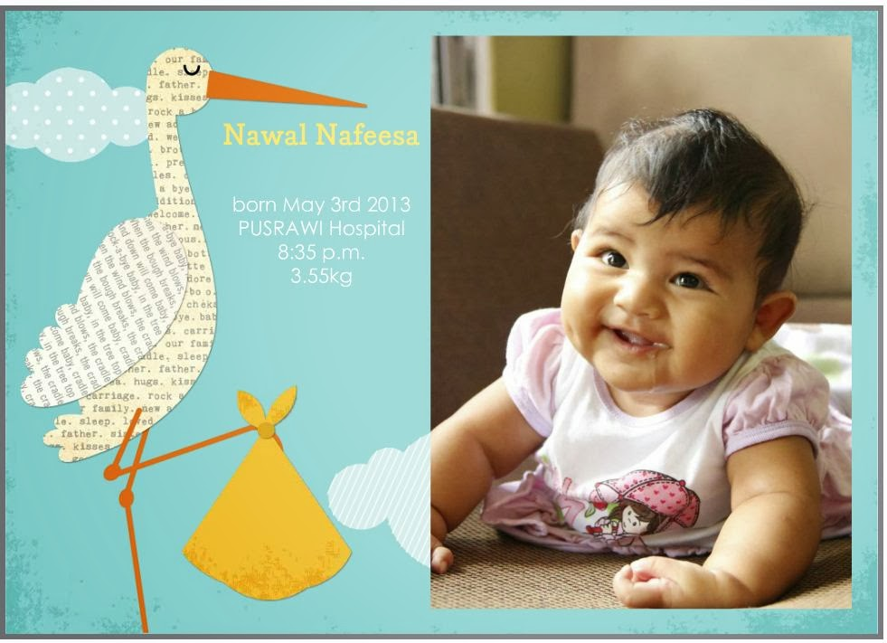 Nawal turns 1