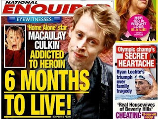 Macaulay Culkin Diberitakan Meninggal