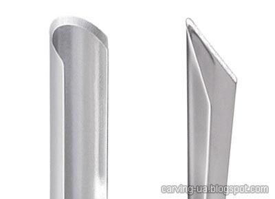 лезвия ножей для кулинарного карвинга